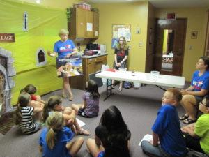 Bible Challenge - 3rd & 4th Grades