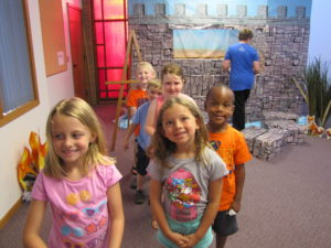 Storytelling - Kindergarten
