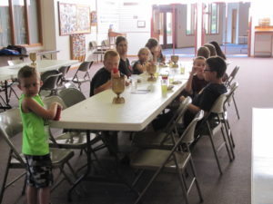 Snacks - 3rd & 4th Grades
