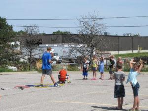 Recess - 1st & 2nd Grades