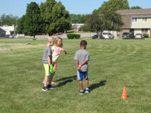Recess - Kindergarten