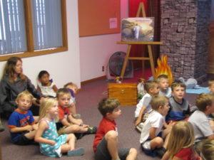Storytelling - Preschool