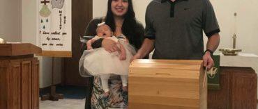 Faith Chest for Pierpoint Baptism